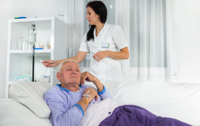 Senior Care: Benefits of IV Infusion Therapy